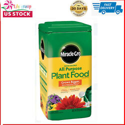 Miracle Grow Water Soluble 5 lb. All Purpose Plant Food All Season Plant Food $15.98