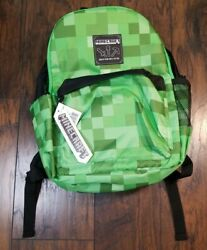 Minecraft Kids Backpack New with Tags $27.88
