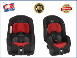 Evenflo Tribute LX Convertible Rear Facing Car Seat Red $64.69