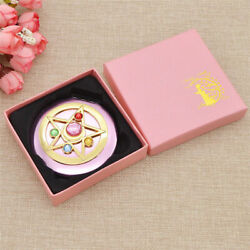 Anime Sailor Moon Make up Folding Mirror Portable Mini for Lady Women Beauty $16.58