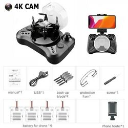 DIY Pocket Drone Mini Quadcopter with Camera HD WIFI UFO Education Assembly Toy. $66.28