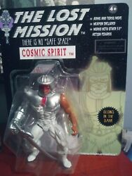 custom masters of the universe Lost Mission Cosmic Spirit action figure $25.00