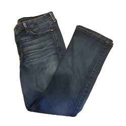 NYDJ NOT YOUR DAUGHTER#x27;S JEANS BOOTCUT DESIGNER WOMENS SIZE 20 W USA