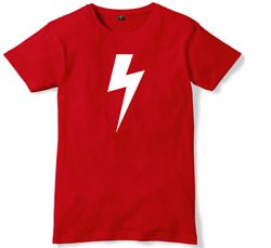 Lightning Bolt Mens Funny Unisex T Shirt $10.99