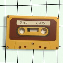 Official Over The Garden Wall For Sara Cassette Tape COLLECTOR'S ITEM $151.00