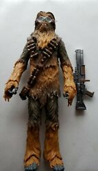 STAR WARS BLACK SERIES 6 INCH CHEWBACCA quot;SOLO STORYquot; MOVIE FIGURE $19.97