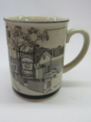 Coffee Cup Tea Mug Commercial Street Provincetown MASSACHUSETTS GHC