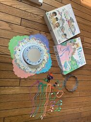 Vintage Pretty Pretty Princess Jewelry Dress Up Board Game 1990 Missing 1 Piece