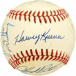 1983 Brewers Authentic Autographed Signed AL Baseball 21 Sigs Robin Yount 192486 $119.00