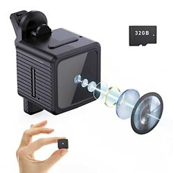 Spy Camera 1080P Mini Hidden Camera Night Vision Motion Detection Small Camera $57.68
