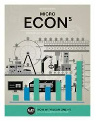 ECON Micro with Online 1 term 6 months Printed Access Card $64.40
