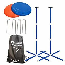 TUAHOO Outdoor Games for Adults Kids Yard Games Family Games Bottle Frisbee Game $46.91