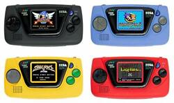 Game Gear micro four color Complete set big window micro with be... From Japan $241.85
