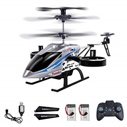 BOMPOW Remote Control Helicopters RC Helicopter with Altitude Hold One Key and $54.08