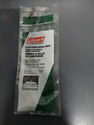 COLEMAN LANTERN BALL NUT 2 per pack FITS ALL COLEMAN LANTERNS KNURLED FOR GRIP $9.99
