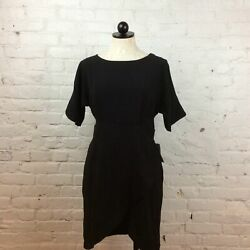 Bobeau Black Dress M