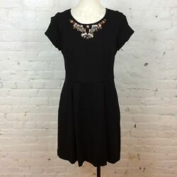 Banana Republic Black Dress 8