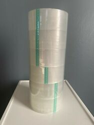 Clear Packing Tape 2quot;x110 Yards 1 Rolls 6 Pcs $14.59