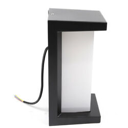 Outdoor Waterproof 18W LED Wall Porch Patio Light Exterior Lighting Wall Lamp $25.65