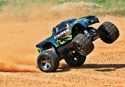 Traxxas Stampede VXL 2WD Electric RC Monster Truck 1 10th 65MPH *Store Display* $299.95