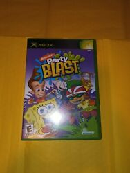 Nickelodeon Party Blast For Xbox Complete $10.00