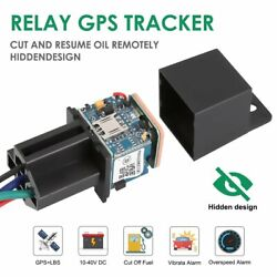 GPS GSM Car Tracker Real Time Device Security Locator Remote Control Anti theft $19.95