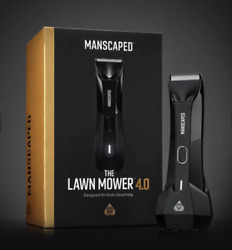 Manscaped The Lawn Mower 4.0 Cordless Rechargeable Electric Shaver NEW $35.50