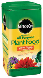 Miracle Grow Water Soluble 5 lb. All Purpose Plant Food All Season Plant Food $14.56
