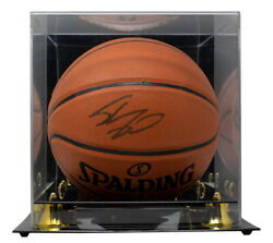 Shaquille O#x27;Neal Signed L.A. Lakers Spalding Replica Basketball w Case JSA ITP $289.99