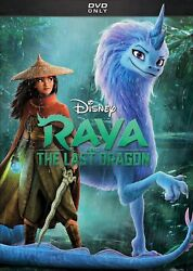 Raya And The Last Dragon DVD Family Animation Brand New Free Shipping $12.89