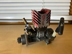 OS MAX CV nitro rc engine Long Shaft USED UNTESTED as is $84.00
