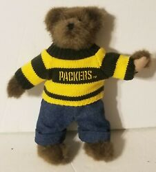 Boyds Bear T.J.#x27;s Best Dressed Collection Cousin Marty #90508 Modified Bear $8.99