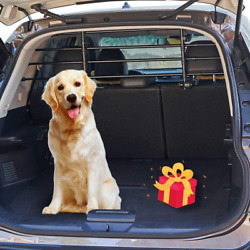 Universal Pet Barriers Dog Car Guard Vehicle Easy to Install and Remove $66.60
