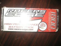 Racer#x27;s Edge 7.2V 1800mAh 6 Cell NiCad RC Battery Pack. Tamiya Connector C $20.00