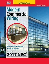 Modern Commercial Wiring by Holzman Harvey N Book The Fast Free Shipping