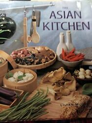 The Asian Kitchen by lilian wu Book The Fast Free Shipping $7.99