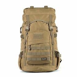 Coyote Rogisi Backpack Mens Hiking For Climbing 50L Large Capacity Zack $146.99