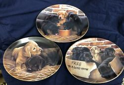 3 Porcelain collectors Limited Edition Free to a good home Plates $16.00