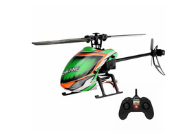 Eachine E130 2.4G 4CH 6 Axis Gyro Altitude Hold Flybarless RC Helicopter RTF M $60.36