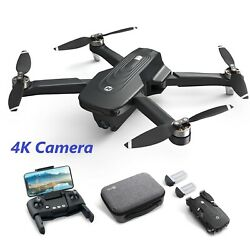 Holy Stone HS175D RC GPS fly Drone with 2K 4K 120 Ultra Clear Camera Follow Me $129.00