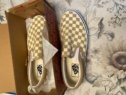 womens vans slip on shoes size 10 $40.00