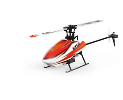 XK K110 Blast 6CH Brushless 3D6G System RC Helicopter BNF $83.99