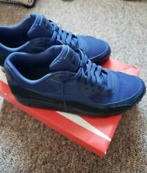 Nike Air Max 90 Essential Midnight Navy 2018. Mens Size 11. $100.00