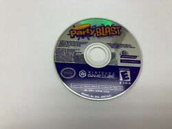 Nickelodeon Party Blast Nintendo GameCube 2002 Disc Only Tested Works $7.99