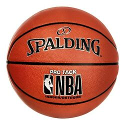 Basketball Official Size 29.5#x27;#x27; Spalding Outdoor Indoor NBA Pro Tack $40.00