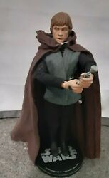 Sideshow Collectibles 1 6 Scale 12quot; Star Wars Order of the Jedi Luke Skywalker $89.95