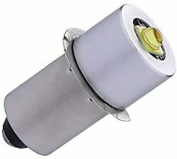 TRLIFE Maglite Replacement Bulbs P135S PR2 3W 3V LED Flashlight Bulb Replacement $10.86