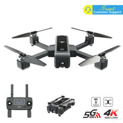 Holy Stone HS550 4K RC Drone with HD Camera Foldable Selfie Quadcopter GPS New $134.95