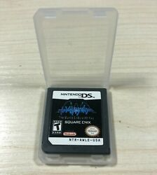 The World Ends With You For Nintendo Ds Games Console Cartridge Eng Lang Version $15.99