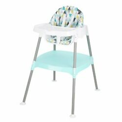 Evenflo 4 in 1 Eat amp; Grow Convertible High Chair Prism Triangles color for baby $58.00